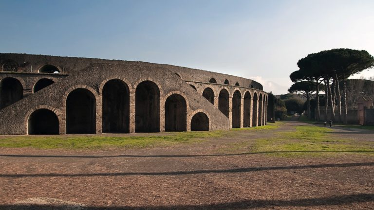 pompei sorrento positano 1 768x432 - Pompeii - Sorrento - Positano