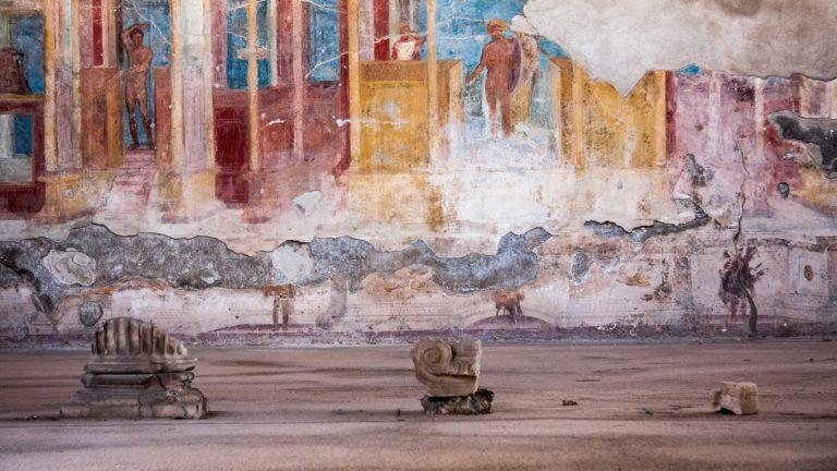 pompei sorrento positano 2 768x432 - Pompeii - Sorrento - Positano