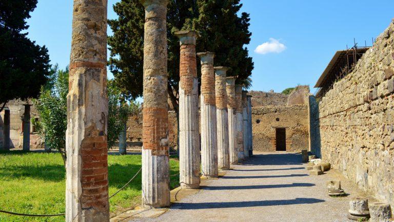 pompei sorrento positano 4 768x432 - Pompeii - Sorrento - Positano