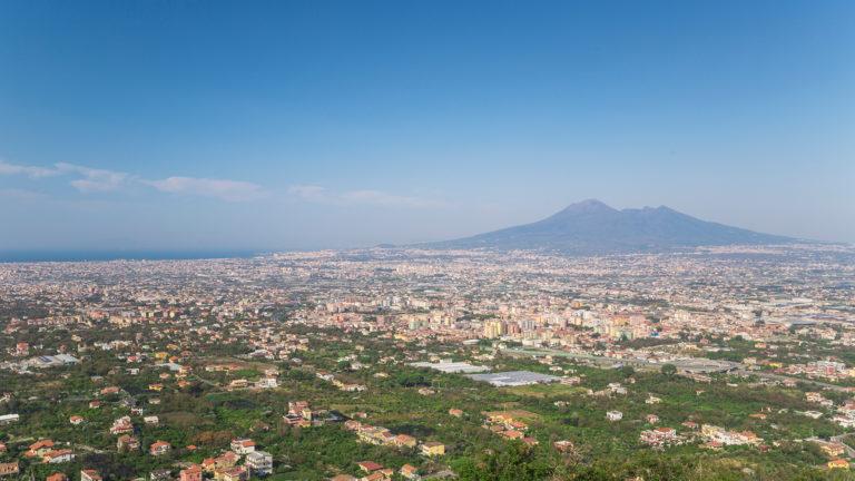 Vesuv2 768x432 - Pompeii - Herculanuem - Mt. Vesuvius