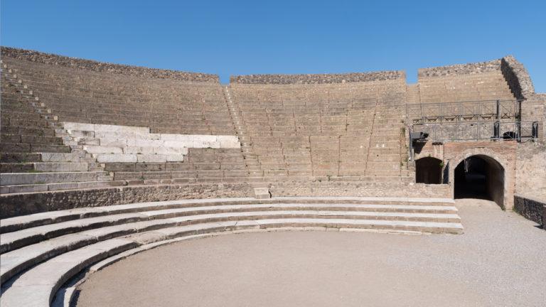 pomp2 768x432 - Pompeii - Herculanuem - Mt. Vesuvius