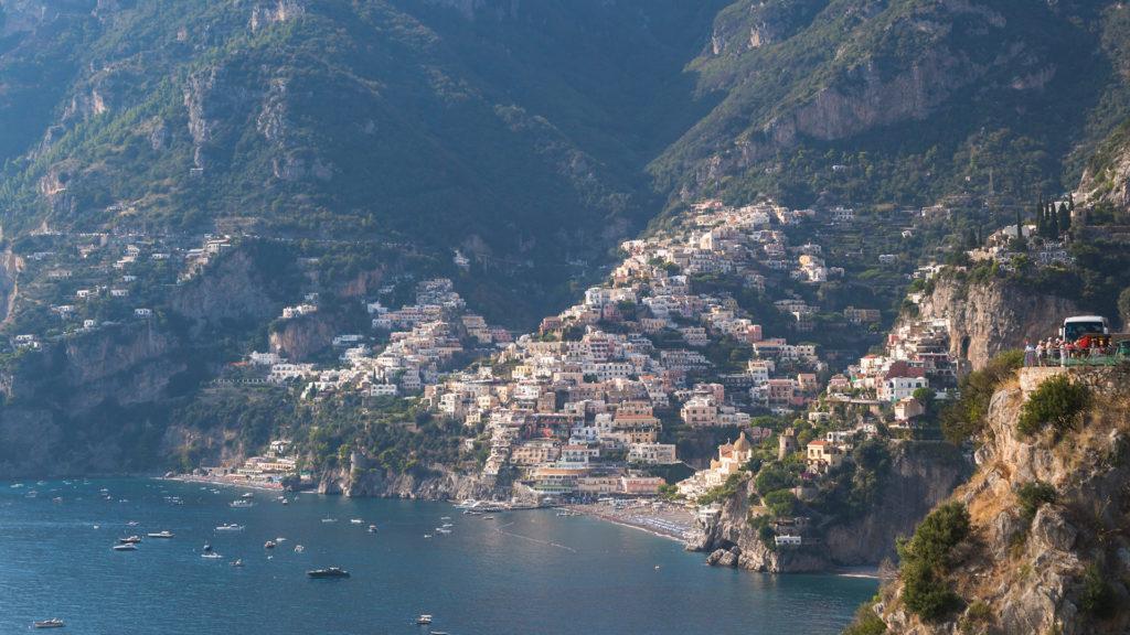 positano6 1024x576 - Tour Ravello - Amalfi - Positano