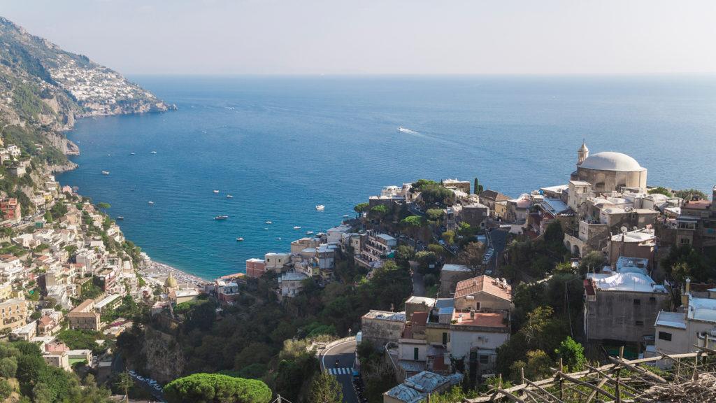 positano8 1 1024x576 - Tour Ravello - Amalfi - Positano