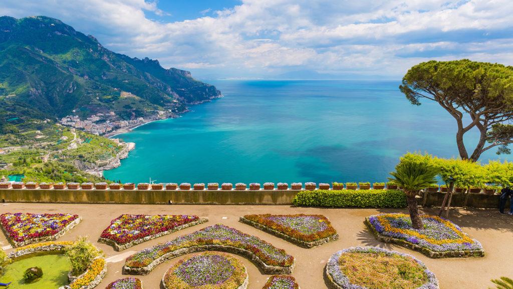 ravello5 1 1024x576 - Tour Ravello - Amalfi - Positano