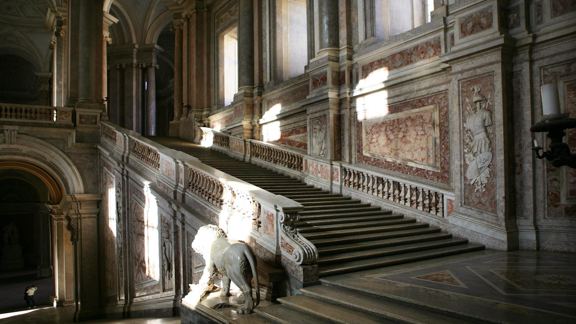Reggia3 1920x1080 - Palacio Real de Caserta