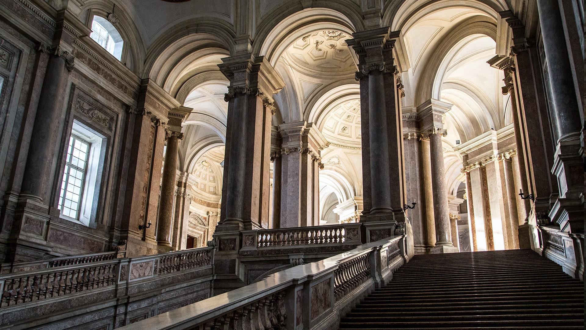 Reggia4 1920x1080 - Palacio Real de Caserta