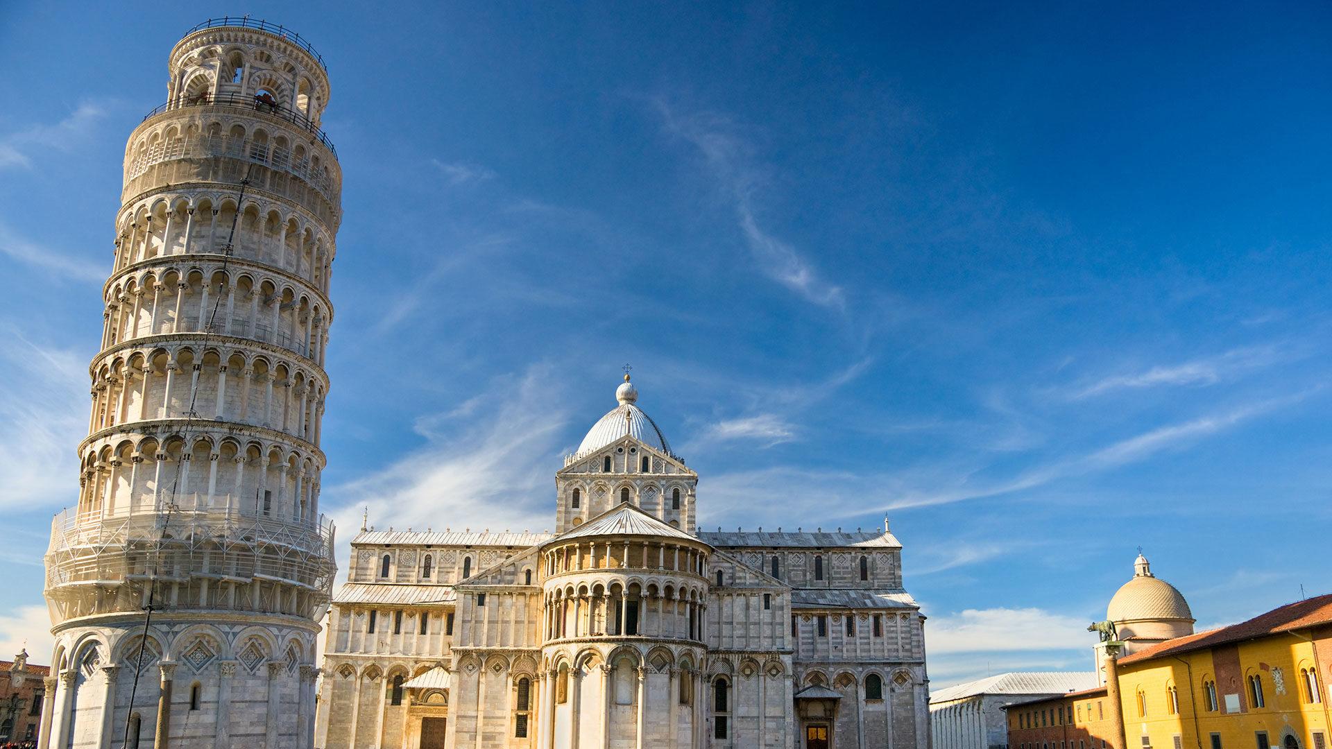 Torre Pisa 1920x1080 - Tour dai 3 porti