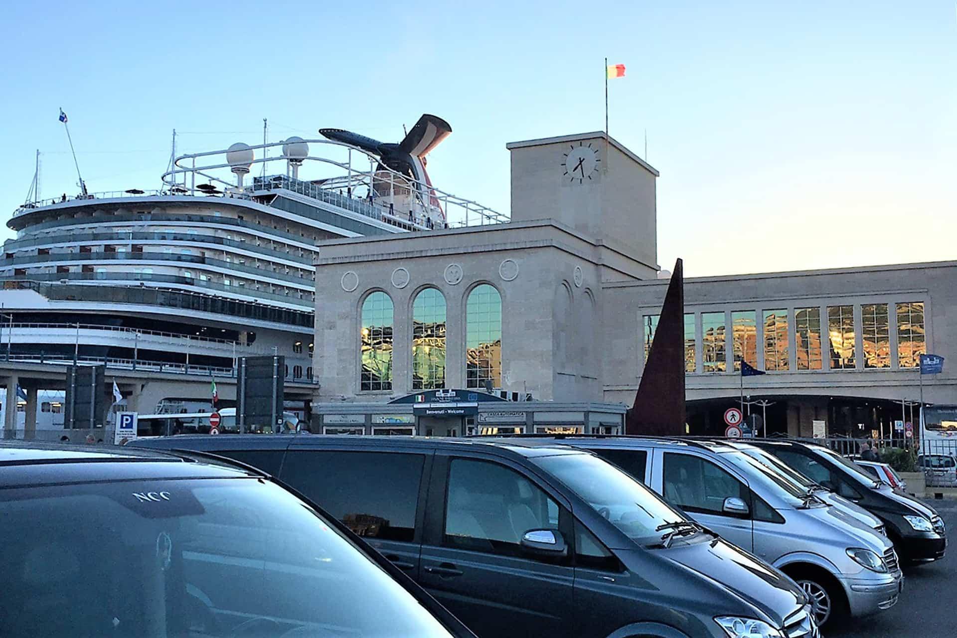 Letusdrive tours Napoli Naples Napoles Italia, Italy 3 porti