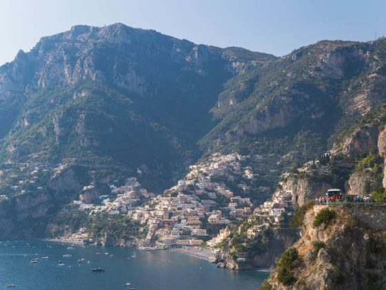 Positano min 560x420 - Naples city tour