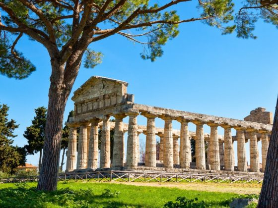 tour of paestum 560x420 - Caserta Royal Palace Tour